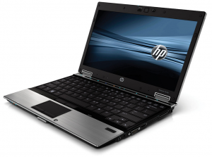 HP Elitebook 2540p i7-L640 4GB 128GB SSD Win 10 Home