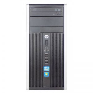 HP 6300 Tower i5-3470 4GB 120GB SSD + 250GB Win 10 PRO
