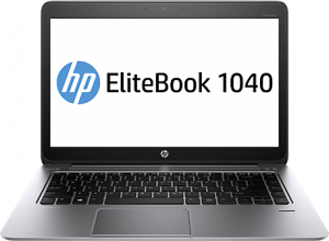 HP EliteBook Folio 1040 G1 i5-4200u 8GB 128SSD Win 10 PRO