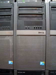 Dell Optiplex 980 Tower i5-650 4GB 120SSD + 250GB W7P