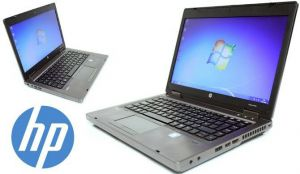 Laptop HP 6475B A6-4400M 4GB 128GB SSD Win7Pro