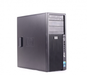 HP Workstation Z200 i5-650 4GB 120SSD + 320GB DVDRW Nvidia FX580 Win 10 PRO