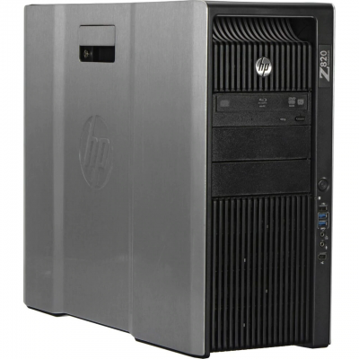 HP Workstation Z820 2 x XEON E5-2687W v2 64GB RAM 256SSD Quadro K5000 Win 10 PRO